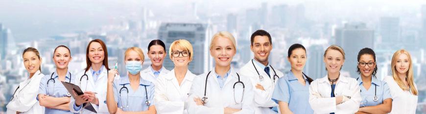 Firma für Ärztevermittlung
