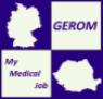 Stelle Assistenzarzt, Medizin Karriere, Gerom Medical
